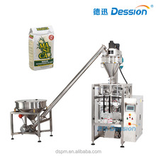 Maize Flour Packaging Machine With Powder Filling And Date Printing Function