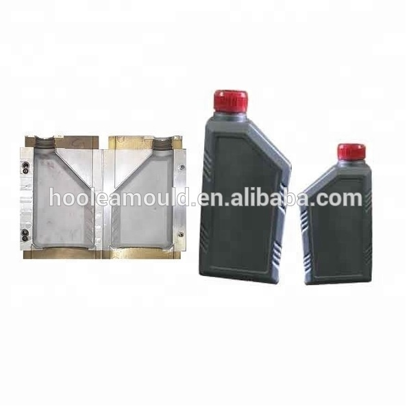 Factory price custom make plastic generator engine lube oil bottle blowing mould