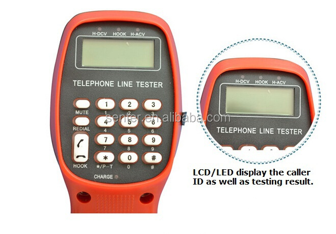 SENTER ST230F Handfree Telephone Line Checker