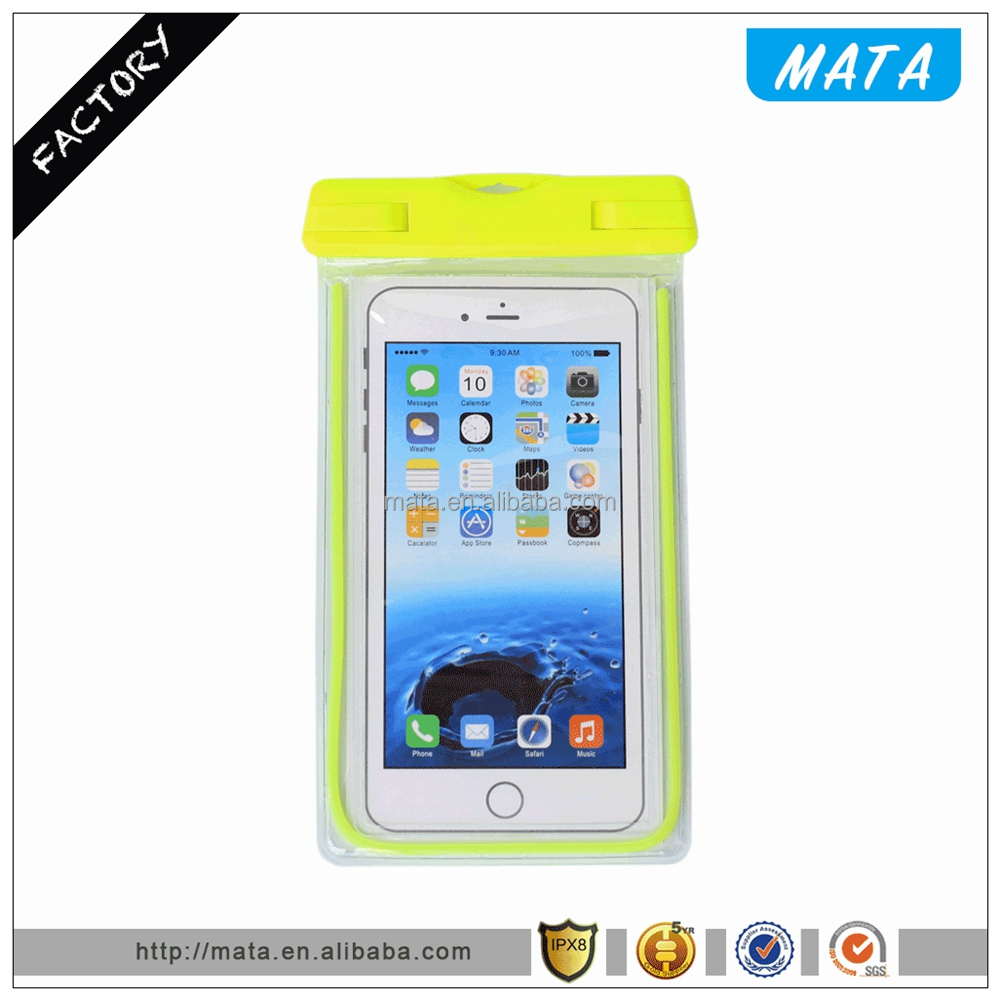 Universal Waterproof Case for Moto X Play Waterproof Case with IPX8 Certificated (up to 5.5')