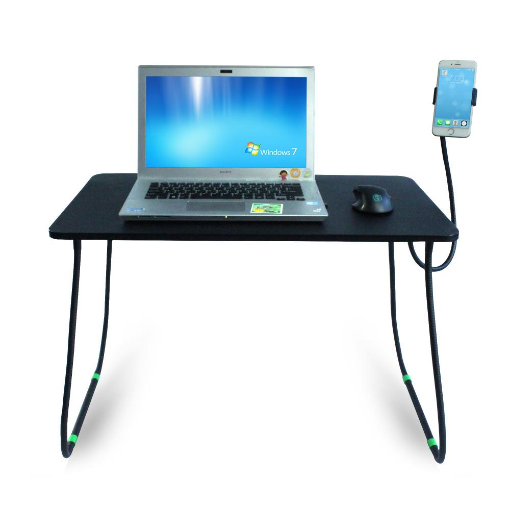 Desain Lipat Portabel Meja Notebook Omax S2 Adjustable Laptop Portable Berdiri