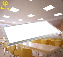 UL 72w square hanging suspended led 1200x600 ceiling panel light