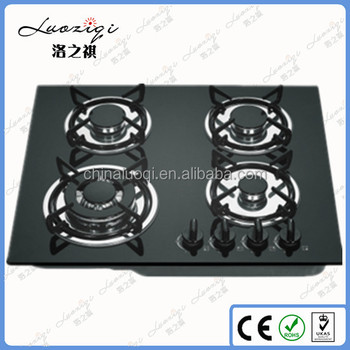 Sunflame Gas Stove 4 Burner Kitchen Stove / Camping Hob With Stainless Stee