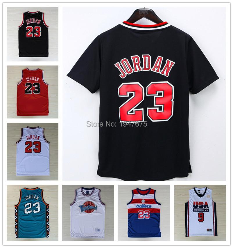 56e54e0024e Cheap Men\'s Chicago Bulls Michael Jordan Mitchell Ness Red 1997 ...