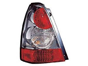 DRIVER SIDE TAIL LIGHT Subaru Forester ASSEMBLY; FOR USE ON ALL MODELS; AND 08 EXCEPT SPORT MODELS