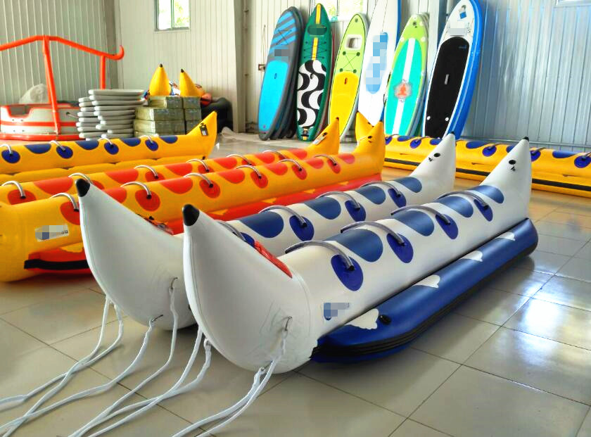 banana boat fly fish water sports inflatable flying boats