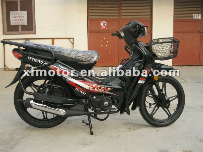110cc new design cub chopper motorcycle