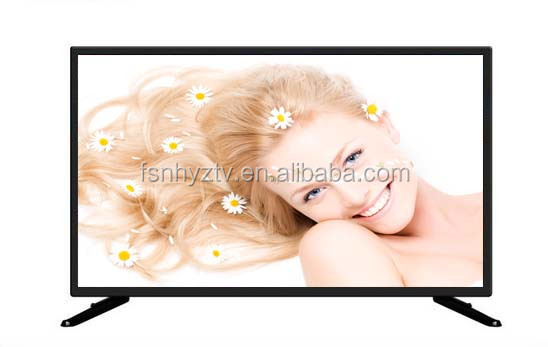 Slim flat screen 32 inch fhd 1080p led tv