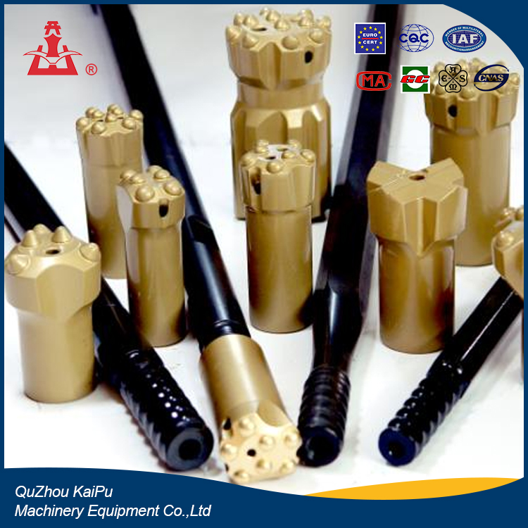 Hot sale high quality Kaishan cheapest retractable rock drill bits