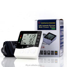 Blood Pressure Monitor Specification