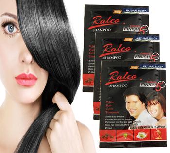 Private Brand Dark Brown Henna Hair Dye Magic Shampoo Buy Natural