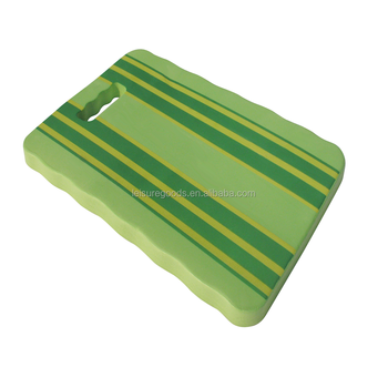 High Quality Safe EVA Garden Kneeling Pad With Handle Portable Hassock Garden  Kneeler