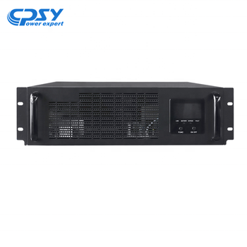 Manufacturer wholesale cheap high frequency rack mount ups 1kva