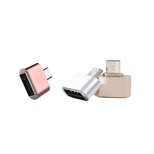 Original OTG Adapter for Universal Android Mobile Phone Samsung Galaxy Micro USB 2.0 Mini OTG for LG HTC Xiaomi forHuawei Lenovo