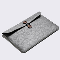 Amazon hot cheap 10 12 13 15 15.6 17 inch custom felt tablet bag laptop bag in china