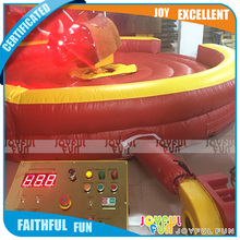 China market wholesale Inflatable Bullfight Game mechanical rodeo bull price