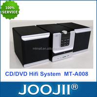 New Coming Hifi DVD Mini Combo with Karaoke Function