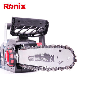 Ronix 2400W Electric Chain Saw 40CM Wood Cutting Chian Saw Hand Cutting Machine Model 4740