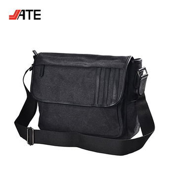 600890cd9a Fashional New Product Side Bags for Boys Business Canvas Side Bag