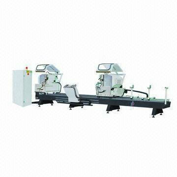 Window assembly machine/ cutting saw machine