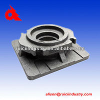 Sand casting oil pump part, fuel pump parts