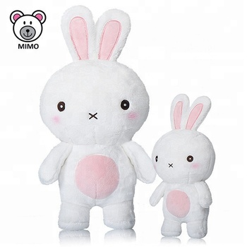e588815b291 New Easter Gift Super Soft Plush White Bunny Toys OEM Custom Cute Cartoon  Mom And Baby