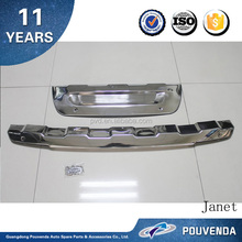 New Product Car Accessories Front & Rear Bumper Footplate For Explorer 13-15 From Pouvenda