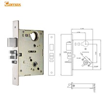 CML815 Faculty/Hotel /Restroom Lock ANSI Commercial Mortise Locks