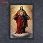 Wholesale Wall Art Custom Home Decor Painting of Creative Jesus Designs