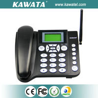 Radiation free landline reception wired telefon