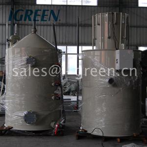 Indoor aquaculture equipment