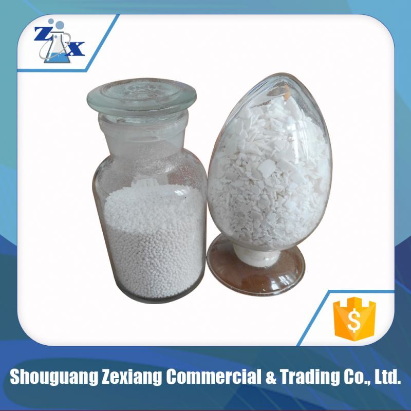 High Capability CaCl2 calcium chloride products