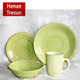 Amazing ceramic ware handmade ceramic dinner set french tableware