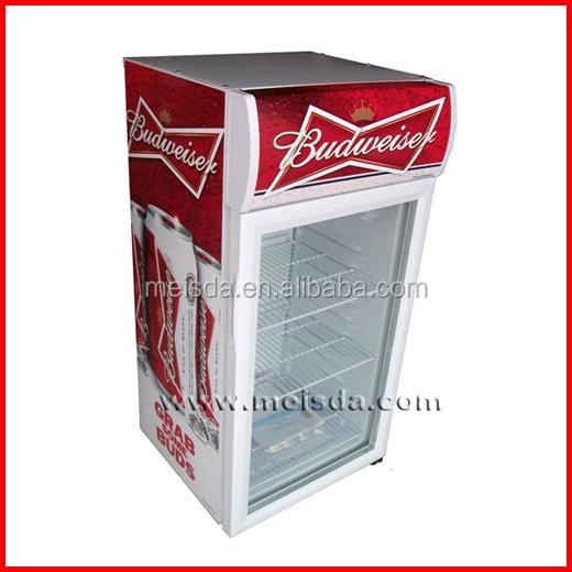 80l refrigerador de la exhibici n nevera de cerveza - Nevera para cerveza ...