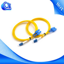 multimode lszh fiber optical pigtail or patch cord jumper cable