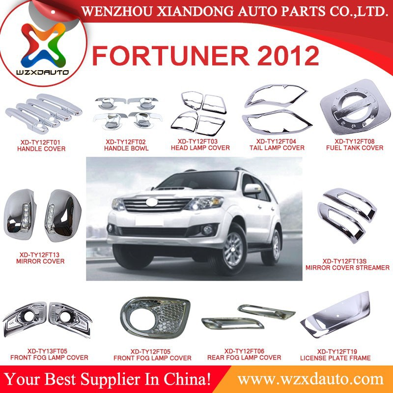 Auto Accessories Toyota, Auto Accessories Toyota Suppliers and ...