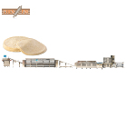 Industrial automatic roti maker plant rotimatic machine full production for food industries making tortilla tacos