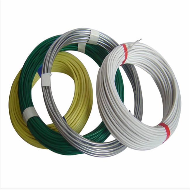 Plastic Coated Wire, Plastic Coated Wire Suppliers and Manufacturers ...