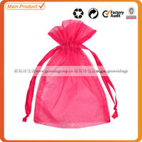 wholesale Organza Gift Bag for weddings