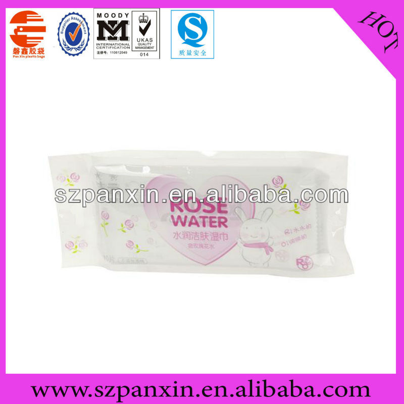 safe and Food grade plastic sandwich bag printing