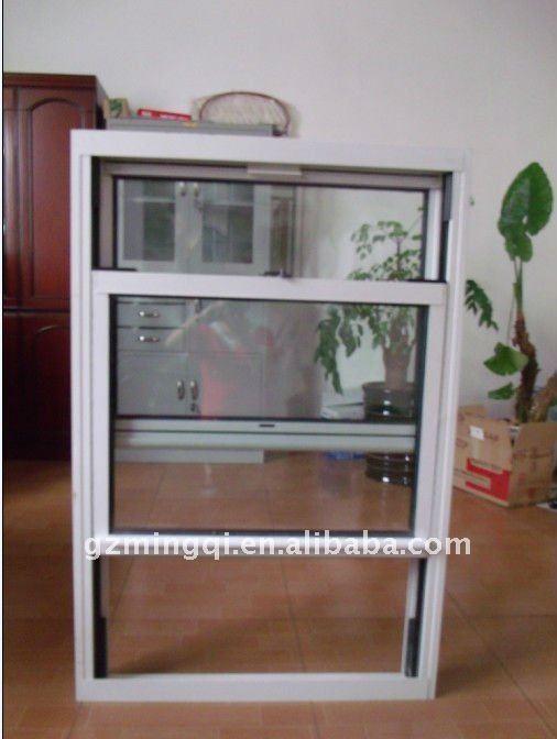 Aluminium Single Hung Sliding Sash Window Buy Sliding