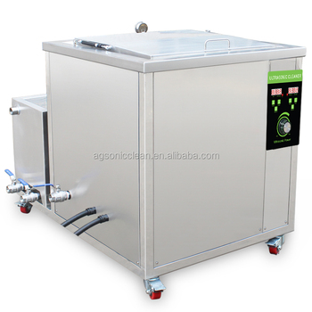 Engine Parts Cleaning And Removal Of Carbon And Grease Built Up Sonic Wave Ultrasonic Cleaner