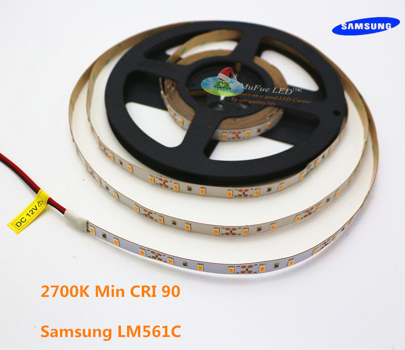 2700k Samsung Lm561c Cri 90 Led Strip 5630 Top Quality - Buy Cri 90 Led  Strip 5630,High Cri Led Strip,Cri 90 Led Light Product on Alibaba com