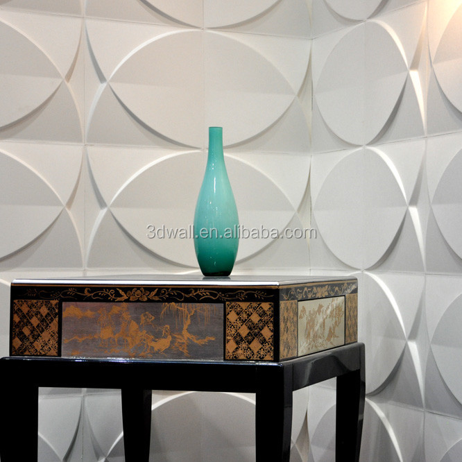 PVC decorative wood texture embossed 3D wall panel office wall decoration ideas