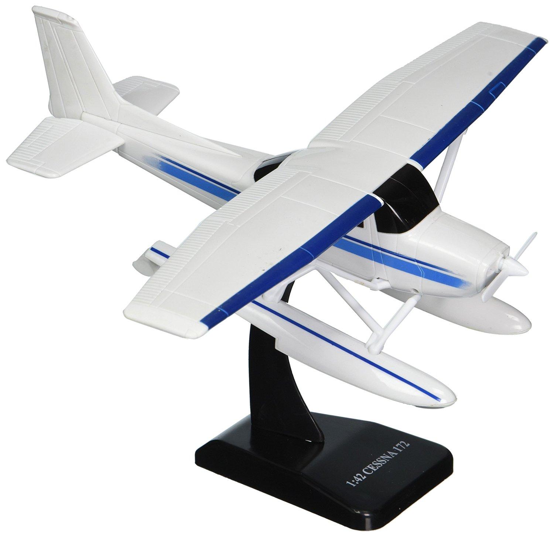 Buy New Ray 1/42 Cessna 172 Skyhawk Float Plane Model Kit in