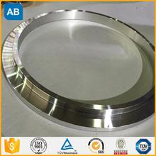 High efficiency welded neck steel forged flange from china