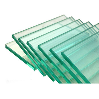 High clear float toughened glass  building toughened glass