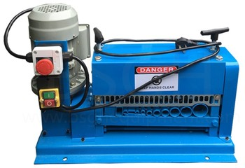 Cable Cutting Wire Stripping Machine Scrap Copper Wire Shredder ...