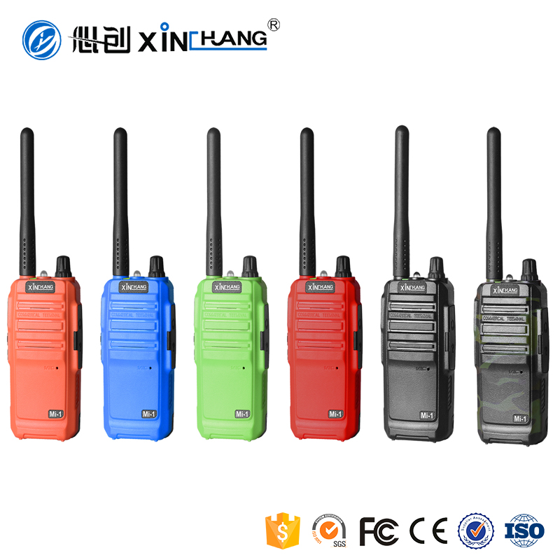 Professional customized radio walkie talkie 3w for wholesales