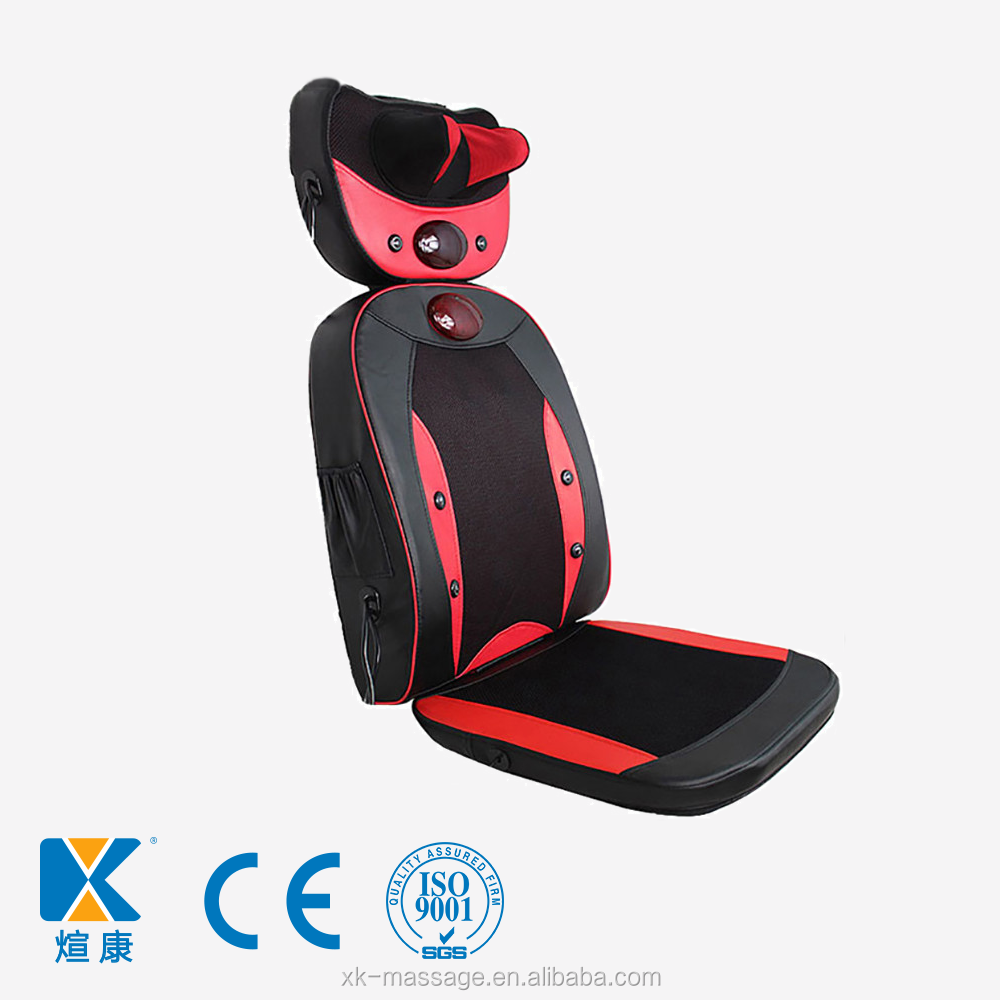 Idiva Indonesia 3d Face Body Massager: כיסא עיסוי גוף מלא לעיסוי רטט חשמלי אוטומטיות 3D אפס כבידה